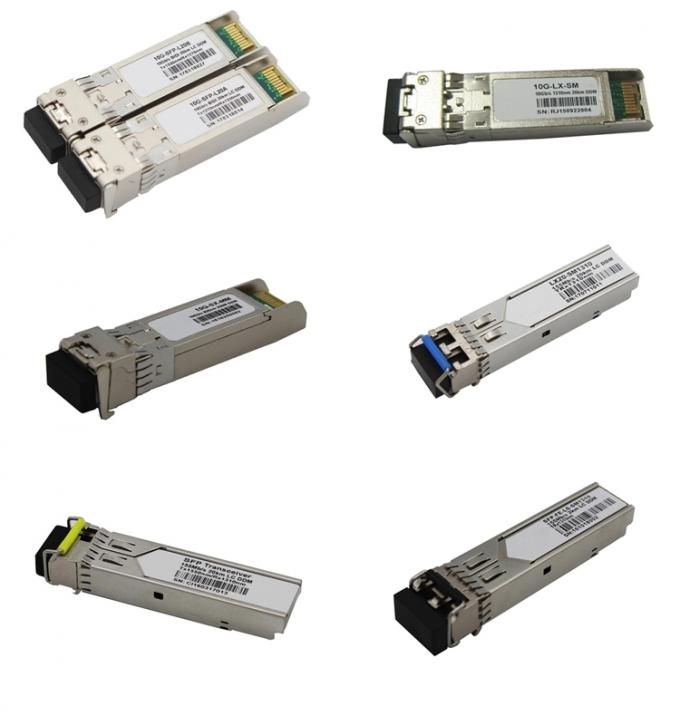 BIDI 30km 25Gb Fiber Transceiver Module , Fiber Optic Ethernet Transceiver RoHS