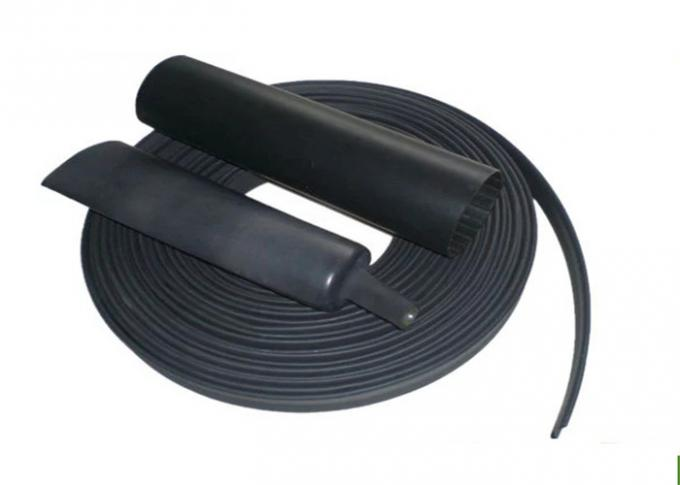 Highly Durable Polyolefin Heat Shrink Tube , Waterproof Heat Shrink Tubing UL Approval