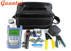 China FTTH Fiber Optic Tools Kit With Medidor Fibre Optical And Visual Fault Locator distributor