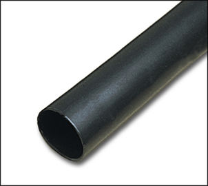 China Dual Wall Polyolefin Electrical Shrink Tubing , Waterproof Heat Shrink Sleeving factory