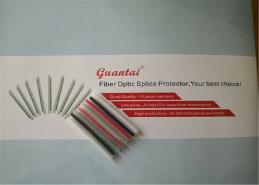 China Colorful Fiber Optic Sleeve Good Humidity Resistance For Fiber Optic Fusion Splice factory