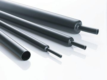 China Non Flame Electrical Heat Shrink Tubing PE Material For Fiber Optic Closure factory