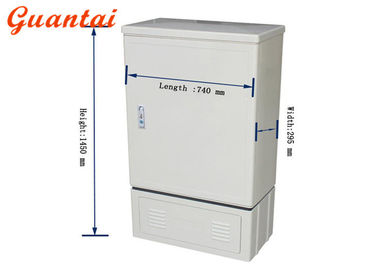 MT-1305 288 Cores Fiber Optic Distribution Cabinet 1260 - 1620nm Operating Wavelength