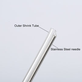 Fiber Optical Fusion Splice Protection Sleeves with Stainless Needle