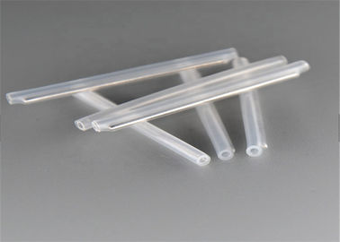 China Optical Protection Fiber Heat Shrink Sleeves Tube Clear Color 60mm Length Rustproof factory